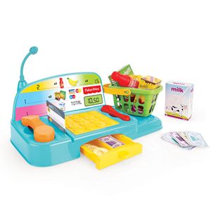 Registar kasa Fisher Price junior