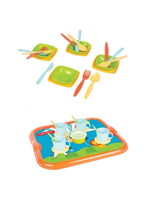 FISHER PRICE SET ZA ČAJ 35PCS