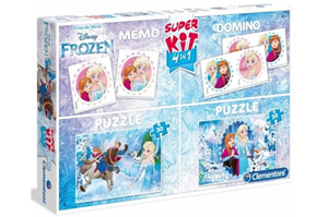 Super Kit 4 u 1 Frozen