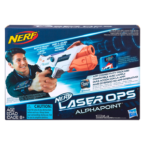 Nerf Laser Ops Pro Alpha Point E2280  Hasbro