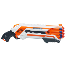 NERF N-STRIKE ELITE ROUGH CUT 2X4 Blaster A1691