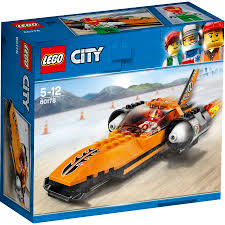 LEGO CITY SPEED RECORD CAR 60178