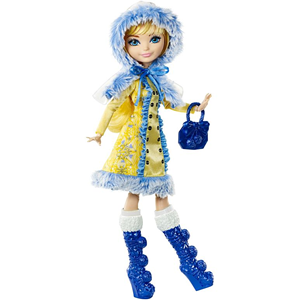 Ever After High Blondie Lockes Epic Winter