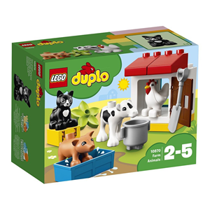 LEGO DUPLO FARM ANIMAL 10870
