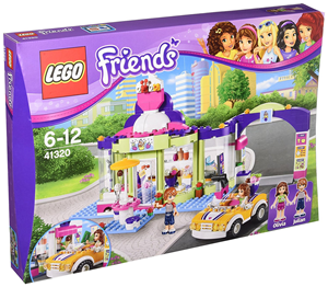 LEGO FRIENDS FROZEN YOGURT SHOP 41320