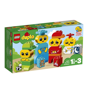LEGO DUPLO MY FIRST EMOTIONS
