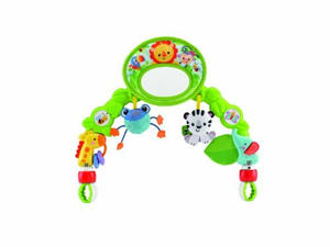 Fisher Price Delux Activity centar za kolica