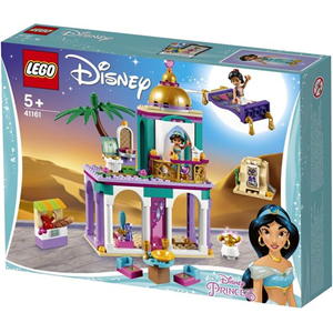 Lego Disney Aladin's and Jasmin's Palace 41161