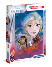 Puzzle Supercolor 180 Frozen