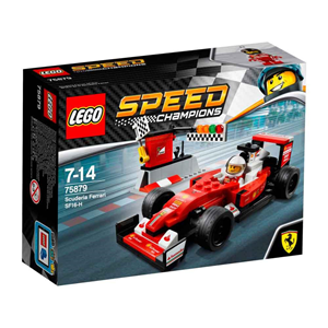 LEGO SPEED CHAMP SCUDERIA FERRARI 75879