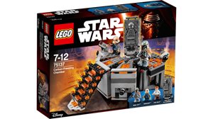 LEGO STAR WARS 75317 CARBON FREEZING CHAMER