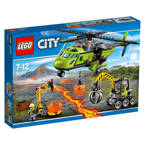 LEGO CITY HELIKOPTER 60123