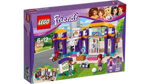 Lego Friends Sportska Hala 41312
