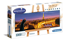 Puzle 1000 The Art Of Disney kolekcija Ratatouille