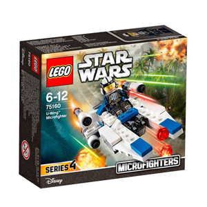 LEGO STAR WARS U-WING MICROFIGHTER SERIES 4 75160