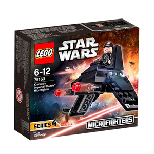 LEGO STAR WARS KRENNIC'S IMPERIAL SHUTTLE 75163