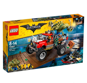 LEGO BATMAN MOVIE  KILLER CROCK TAIL - GATOR 70907