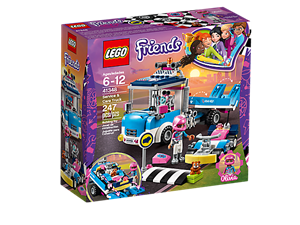 LEGO FRIENDS SERVIS ZA KOLA 41348