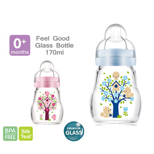 Mam Feel Good staklena flašica 170ml