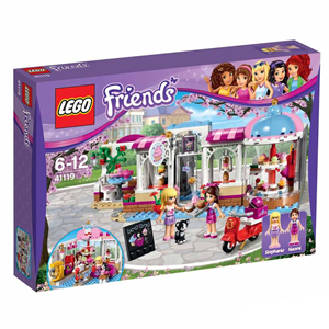 LEGO FRIENDS CUPCAKE CAFE 41119