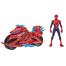 Sipiderman na motoru set Hasbro E3368