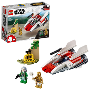 LEGO STAR WARS A-WING STARFIGHTERS 75247