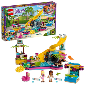 Lego Friends Pool Party 41374