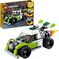 Lego Creator Rocket Car