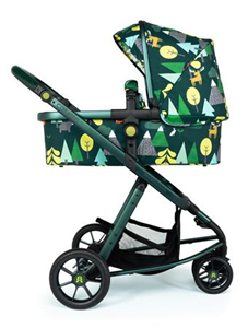 COSATTO KOLICA ZA BEBE GIGGLE 3 TRAVEL SISTEM INTO THE WILD