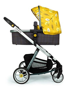COSATTO KOLICA ZA BEBE GIGGLE QUAD  TRAVEL SISTEM SPOT THE BIRDIE