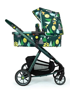 COSATTO KOLICA ZA BEBE GIGGLE QUAD TRAVEL SISTEM INTO THE WILD