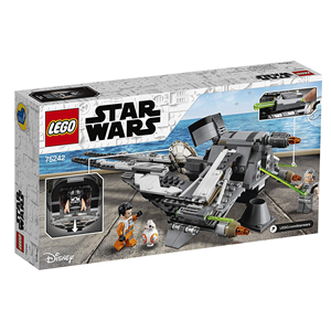 LEGO STAR WARS INTERCEPTOR 75242