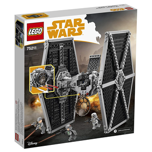 Lego Star Wars Imperial fighter