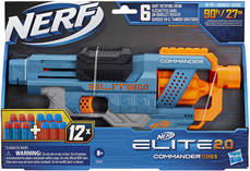 Nerf pištolj Elite Commander