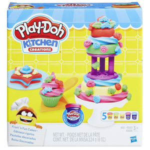 Play-Doh Frost and Fun set  B9741 Hasbro