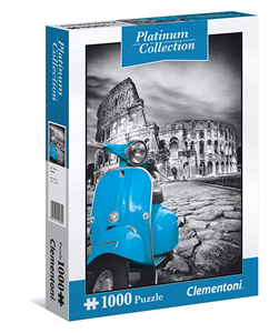Platinum Collection Puzzle 1000 Koloseum