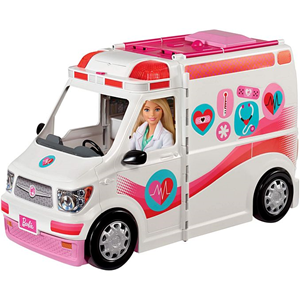 Barbie ambulantna kola FRM19