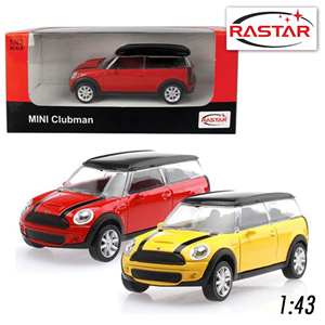 Die cast 1:43 scale Mini Clubman