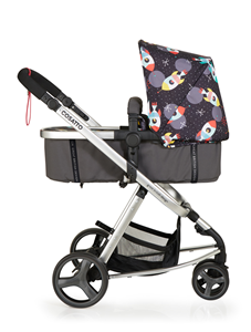 COSATTO KOLICA GIGGLE MIX TRAVEL SISTEM  SPACE RACER