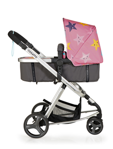 COSATTO KOLICA GIGGLE MIX TRAVEL SISTEM HAPPY STARS