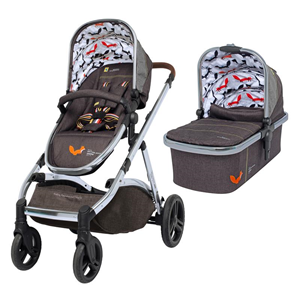 COSATTO KOLICA ZA BEBE WOW XL TRAVEL SISTEM MISTER FOX
