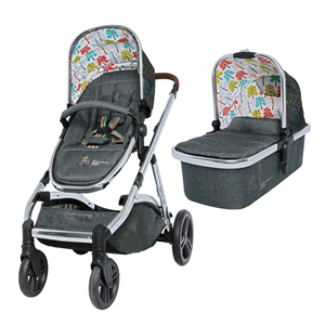 COSATTO KOLICA ZA BEBE WOW XL TRAVEL SISTEM NORDIK