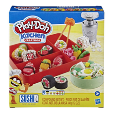 Plastelin Play-Doh Sushi set