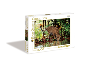 Puzle Clementoni High Quality Collection 2000 Leopard