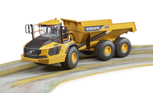 Kamion VOLVO A60H Hauler