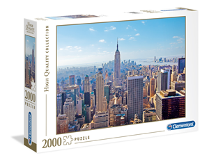 Puzzle Clementoni High Quality Collection 2000 New York