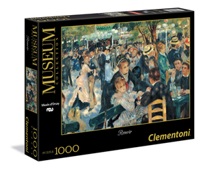 Puzzle Clementoni Museum Collection 1000 Renoar