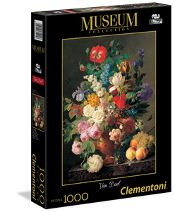 Puzle Museum Collection Clementoni 1000 Van Dael