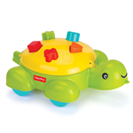Fisher Price Kornjača sa oblicima