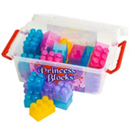 Kockaline Princess blocks 40pcs
